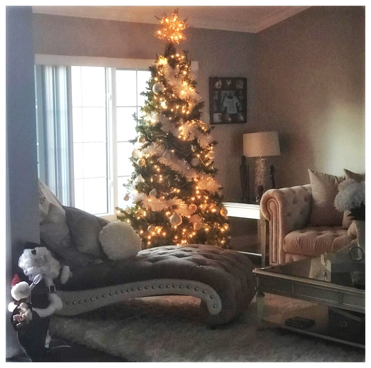 How I Decorated My Home For Christmas